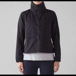 Lululemon Effortless Jacket Black